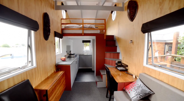 Brett's Tiny House